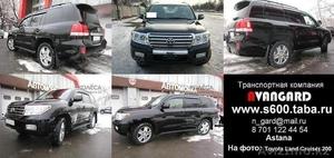 Аренда Toyota Land Cruiser 200  черного, белого цвета - Изображение #1, Объявление #534804