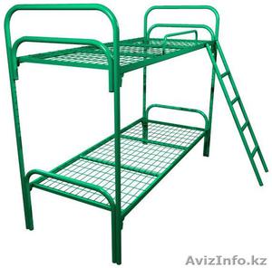 Кровати металлические для рабочих от производителя оптом - Изображение #5, Объявление #914846