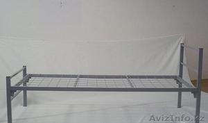 Кровати металлические для рабочих от производителя оптом - Изображение #1, Объявление #914846