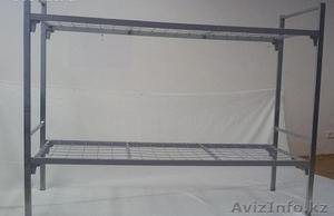 Кровати металлические для рабочих от производителя оптом - Изображение #2, Объявление #914846