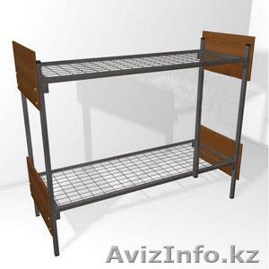 Кровати металлические для казарм, кровати для рабочих, кровати для подсобок. Опт - Изображение #6, Объявление #1275667