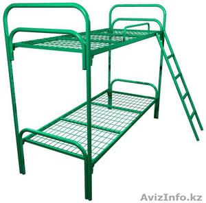 Кровати металлические для казарм, кровати для рабочих, кровати для подсобок. Опт - Изображение #5, Объявление #1275667