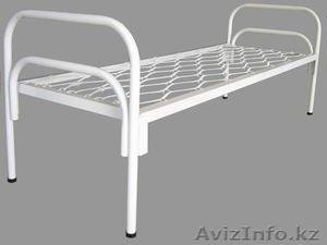 Кровати металлические для казарм, кровати для рабочих, кровати для подсобок. Опт - Изображение #3, Объявление #1275667