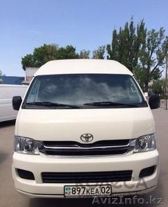 Услуги пассажирских перевозок в астане - Изображение #2, Объявление #1325413