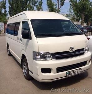 Услуги пассажирских перевозок в астане - Изображение #1, Объявление #1325413
