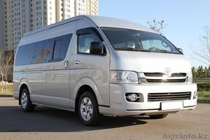 Заказать микроавтобус, автобусы, легковые автомобили в астане - Изображение #1, Объявление #1335250