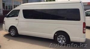Прокат микроавтобусов и легковых автомобилей - Изображение #5, Объявление #1147928