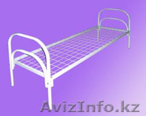 Оптом металлические кровати эконом-класса - Изображение #7, Объявление #1362029