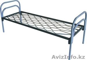 Оптом металлические кровати эконом-класса - Изображение #2, Объявление #1362029