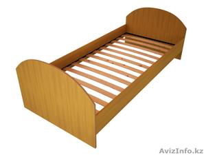 Кровати металлические для бытовок, кровати трёхъярусные для рабочих, кровати опт - Изображение #1, Объявление #1433330