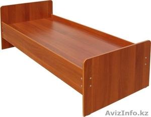 Кровати металлические для бытовок, кровати трёхъярусные для рабочих, кровати опт - Изображение #4, Объявление #1433330