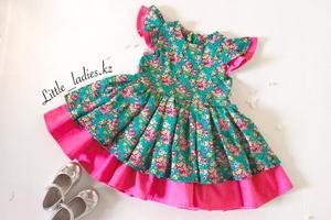 Платья Little_Ladies.kz ( индивидуальный пошив, шьем по вашим меркам) - Изображение #2, Объявление #1652250