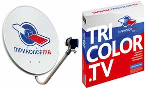 Триколор ТВ спутниковое телевидение с установкой - Изображение #1, Объявление #1643247
