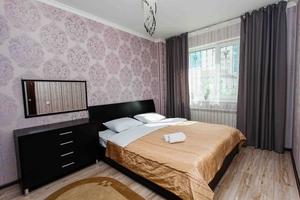 2х комнатная посуточно ул. Сарайшык 5Е - Изображение #1, Объявление #1664960