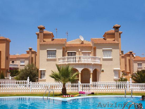 Испания недвижимость залоговая