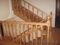 Лестницы из любого вида дерева