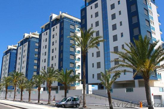 Строящиеся квартиры в испании