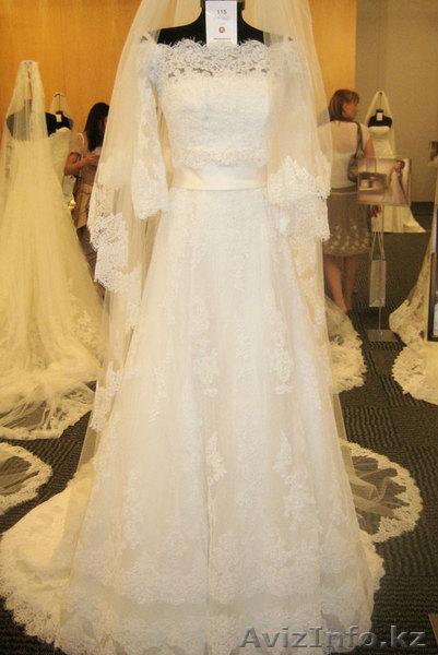 Свадебные платья астана.