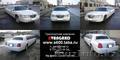 Аренда лимузина Lincoln Town Car белого цвета для свадьбы и других мероприятий