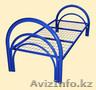 Кровати металлические для рабочих от производителя оптом - Изображение #6, Объявление #914846