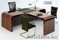 Офисная мебель, столы,  шкафы под заказ в Астане