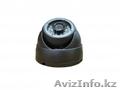 Видеокамера купольная OSP-HL-3124,  420 TVL 3.6mm