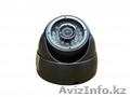 Видеокамера купольная OSP-HL7124,  700 TVL 3.6mm