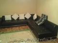 Срочно продам угловой кожаный диван. Производство Италия.