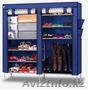 Новый тканевый шкаф для обуви