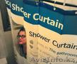 Новинка – тканевая шторка для ванны Фейсбук / Facebook