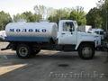 Молоковоз на шасси ГАЗ 3309