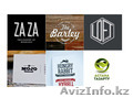Разработка,  создание логотипов в Астане