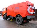 Подметально-уборочная машина ко-326-11