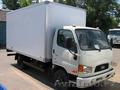 Изотермический фургон на шасси Hyundai HD 65