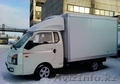 Изотермический фургон на шасси Hyundai Porter II