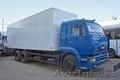 Изотермический фургон на шасси КАМАЗ 65117