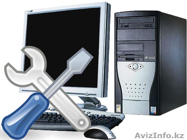 Установка windows ремонт компьютера дома