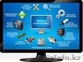 Услуги системного администратора,  настройка Вашего ПК,  настройка Интернета.