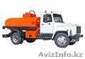 Топливозаправщик АТЗ-4.9 на шасси ГАЗ-3309