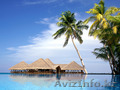 Горящие туры на Мальдивы из Астаны!