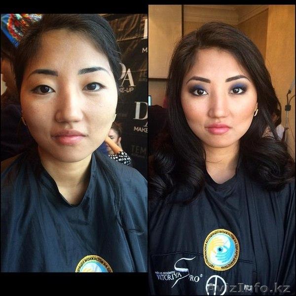 Обучения курсы макияж в астане