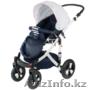 Коляска Adamex Galactic 3 в 1,  Польские коляски в Астане,  зимние коляски