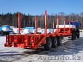 Полуприцеп 40 тонн Hartung 94334.243-010 (трал)