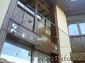 Раздвижное остекление балконов,  лоджий,  фасадов