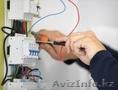 УСЛУГИ ЧАСТНОГО ЭЛЕКТРИКА в Астане. Электромонтажные работы. Вызвать электрика.