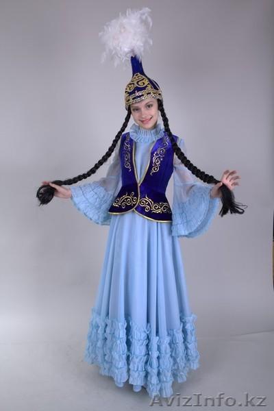 Казахские костюмы для девочек сшить своими руками 22