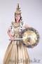 """Казахский костюм женщины-воина """"Томирис"""" на прокат в Астане"""