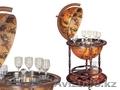 глобус - бар, сувенир подарок для директора, мужчине - Изображение #2, Объявление #830192