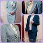 Мужские и женские костюмы,  рубашки и обувь отечественного производства