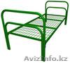 Кровати металлические для бытовок, кровати трёхъярусные для рабочих, оптом - Изображение #5, Объявление #1435290
